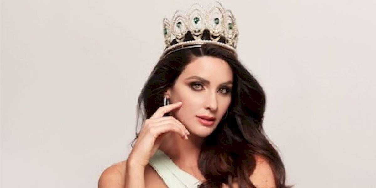 Estefanía Soto escuchó a su corazón para decidir ser Miss Universe Puerto Rico