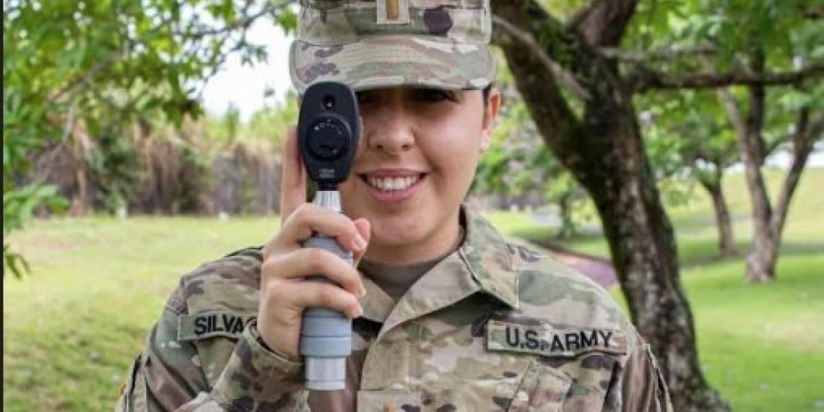 Ponceña se convierte en primera boricua en recibir beca total del Ejército para estudiar optometría
