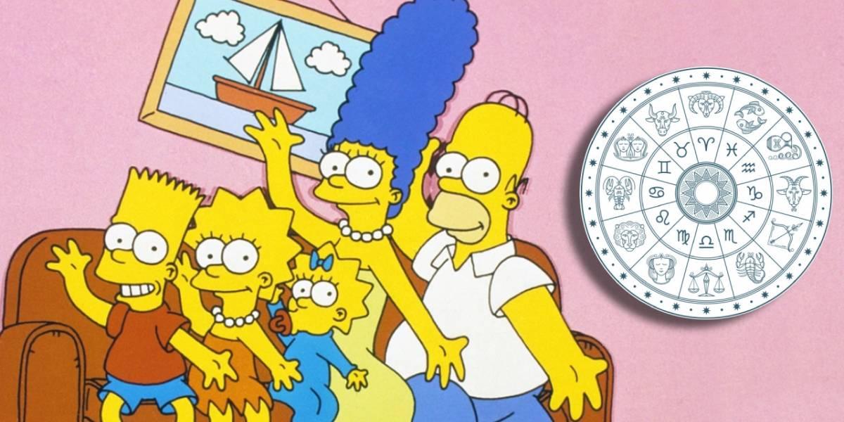Los Simpson: estos son los signos zodiacales de los miembros de la familia