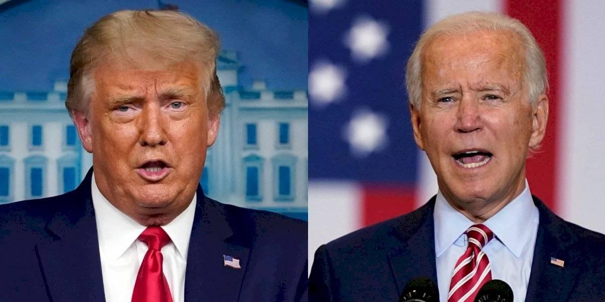 Debate: Donald Trump aseguró que no apoya al supremacismo blanco