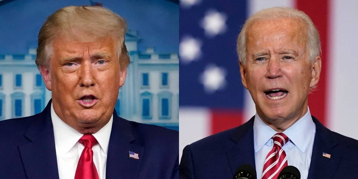 ¿Qué esperar del primer debate de Trump vs. Biden?