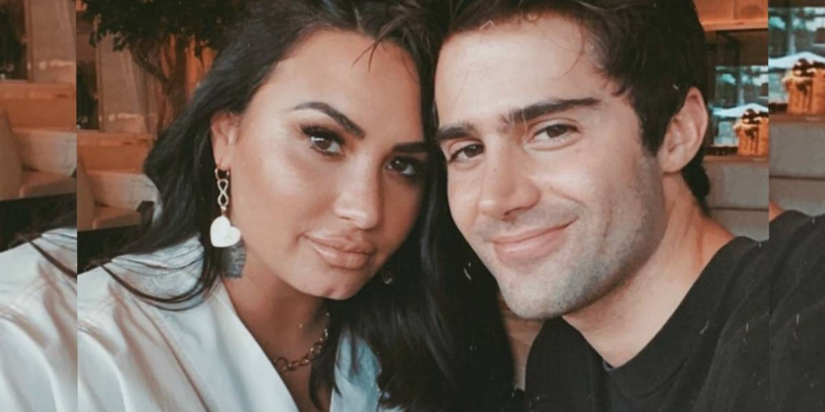 Demi Lovato y Max Ehrich terminan su relación, a tan sólo dos meses de anunciar su compromiso