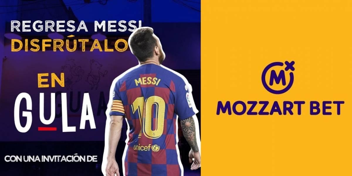 ¡MozzartBet Colombia y GULA se unen para ofrecer una alternativa de entretenimiento única donde podrás volver a disfrutar de tus partidos favoritos!