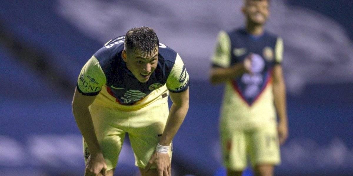 Federico Viñas, jugador del América, involucrado en accidente automovilístico