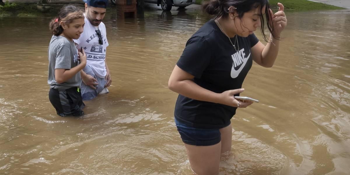 Desastres naturales provocan casi 10 millones de desplazados en 2020