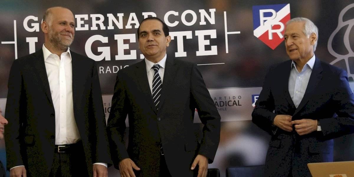 Coalición del PPD, PS y Partido Radical llamó al Frente Amplio a sumarse a primarias regionales