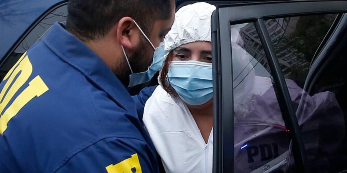 Cuidados especiales a madre de Ámbar en la cárcel: medicamentos y precaución por nuevo intento de suicidio