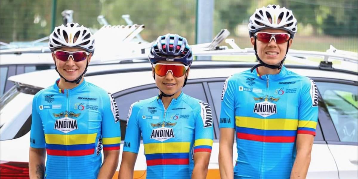 Â¡Gracias, Paula, Daniela y Carolina! No fue suficiente, pero lo dieron todo en el Mundial de Ciclismo