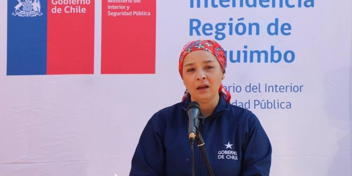 """Intendenta de Coquimbo que dimitió tras denuncia de compra de terrenos con sobreprecio:  """"Fue un proceso en el que actuamos diversas instituciones públicas"""""""