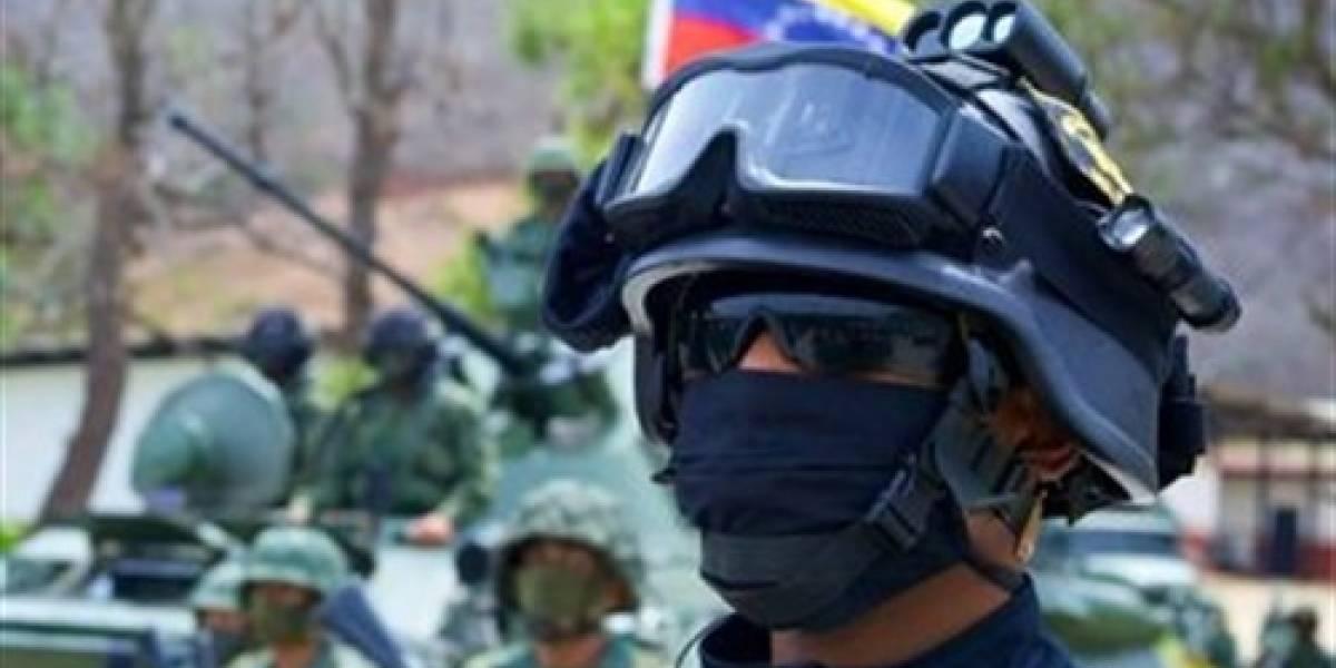 """Incidente militar en la frontera de Venezuela y Colombia: dos muertos de un """"grupo irregular"""""""