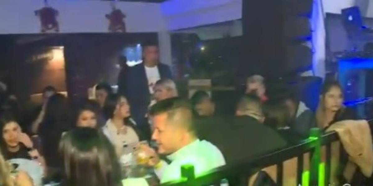 Policía de Cundinamarca desmontó fiestas ilegales en el puente festivo