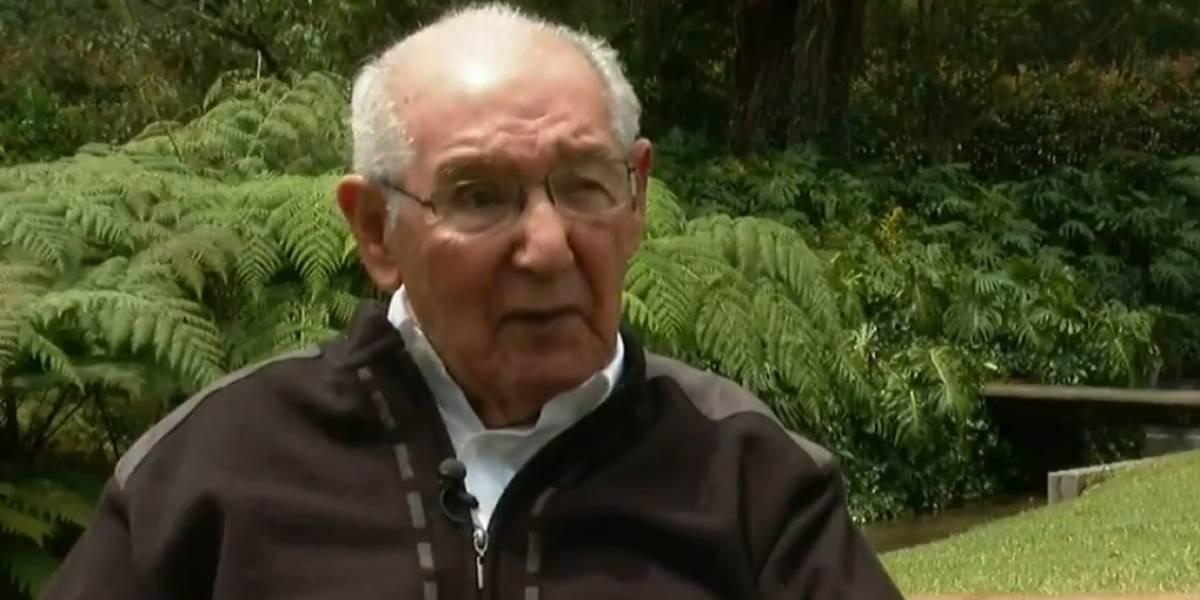 Ingeniero de 104 años presentó su tesis doctoral