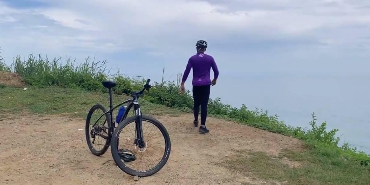 Promotor del uso de la bicicleta murió arrollado por una moto