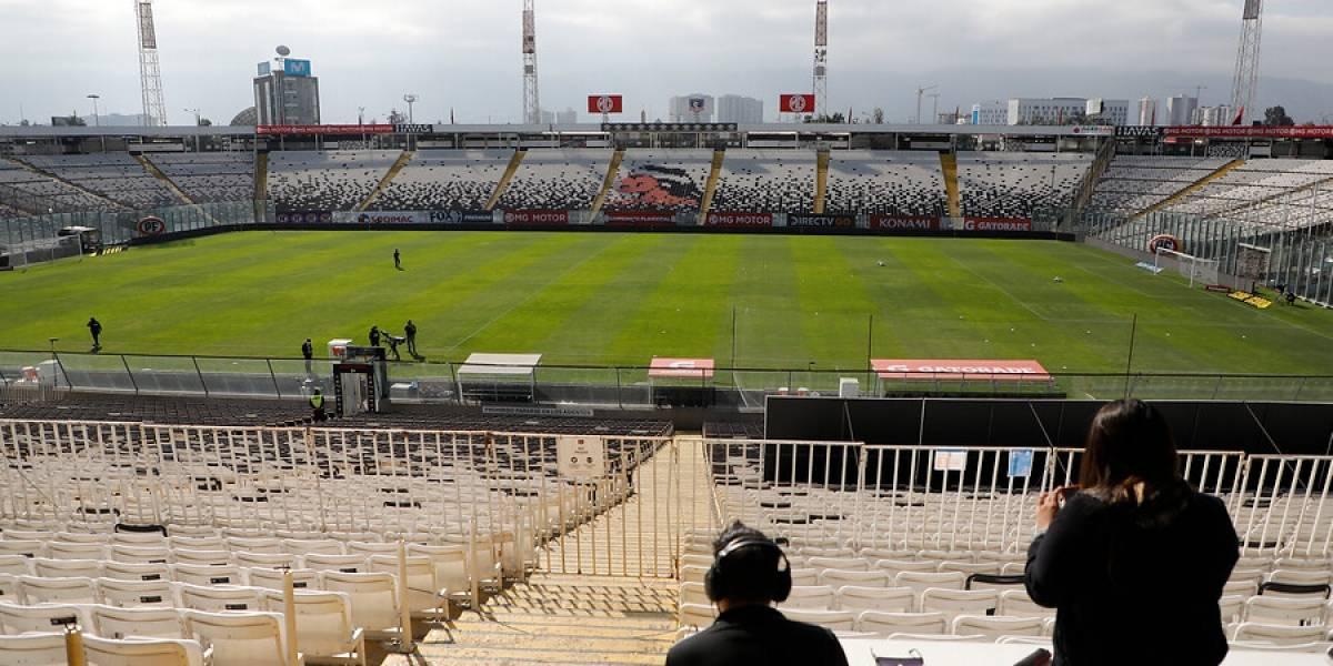 Ya es oficial: la ANFP suspende el partido entre Colo Colo y Antofagasta por un caso de coronavirus