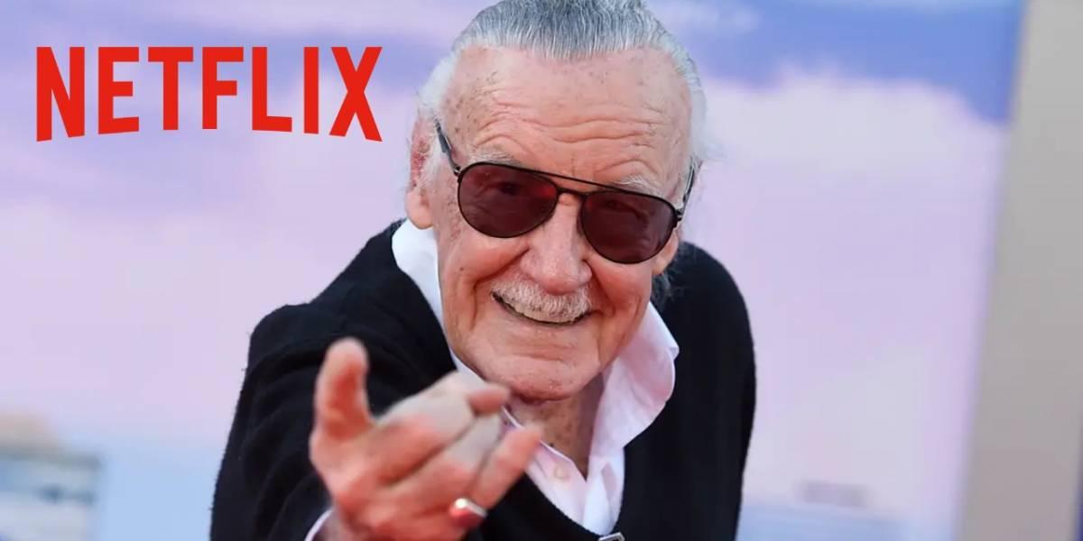 Netflix: hay un secreto en honor a Stan Lee dentro de la plataforma de streaming
