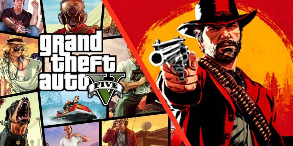 Xbox One: descuentos de hasta un 60% en juegos de Rockstar Games