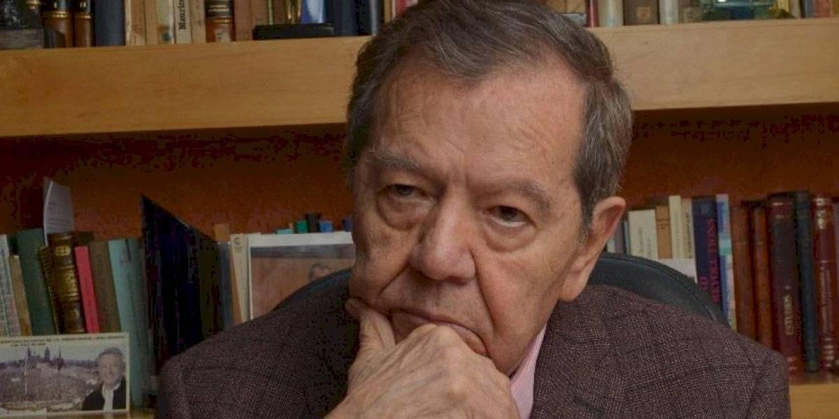 Próximo líder de Morena será el que decida al presidente en 2024: Porfirio Muñoz Ledo