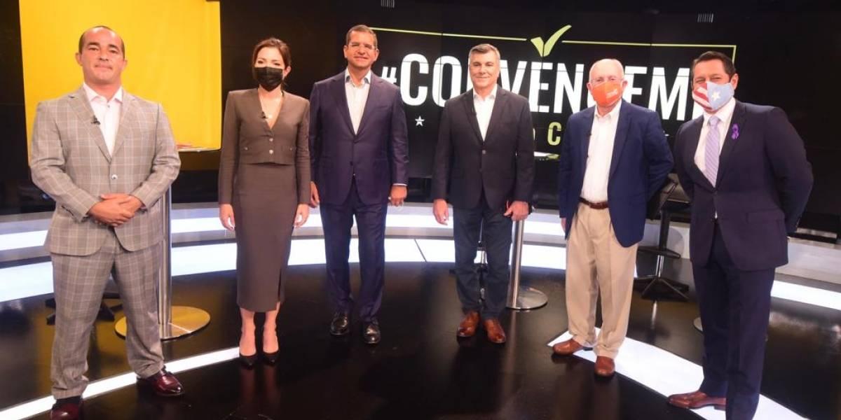 ¿Quién ganó el debate de candidatos a la gobernación?