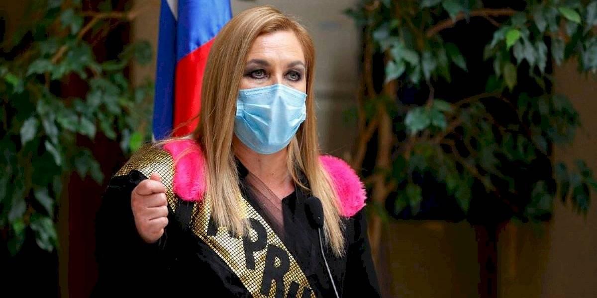 """Segundo retiro del 10%: Pamela Jiles anuncia que """"una diputada de derecha"""" se suma a los apoyos al proyecto"""