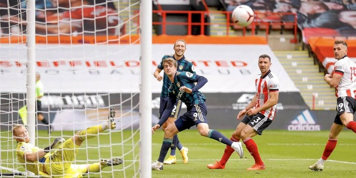 Leeds United de Marcelo Bielsa consigue agónico triunfo en el clásico y se acerca a la parte alta