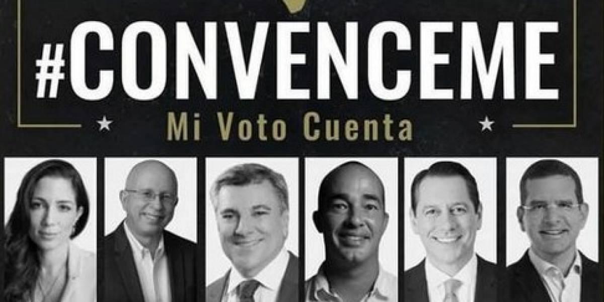 Jóvenes exigen mayor transparencia por parte de los candidatos a la gobernación