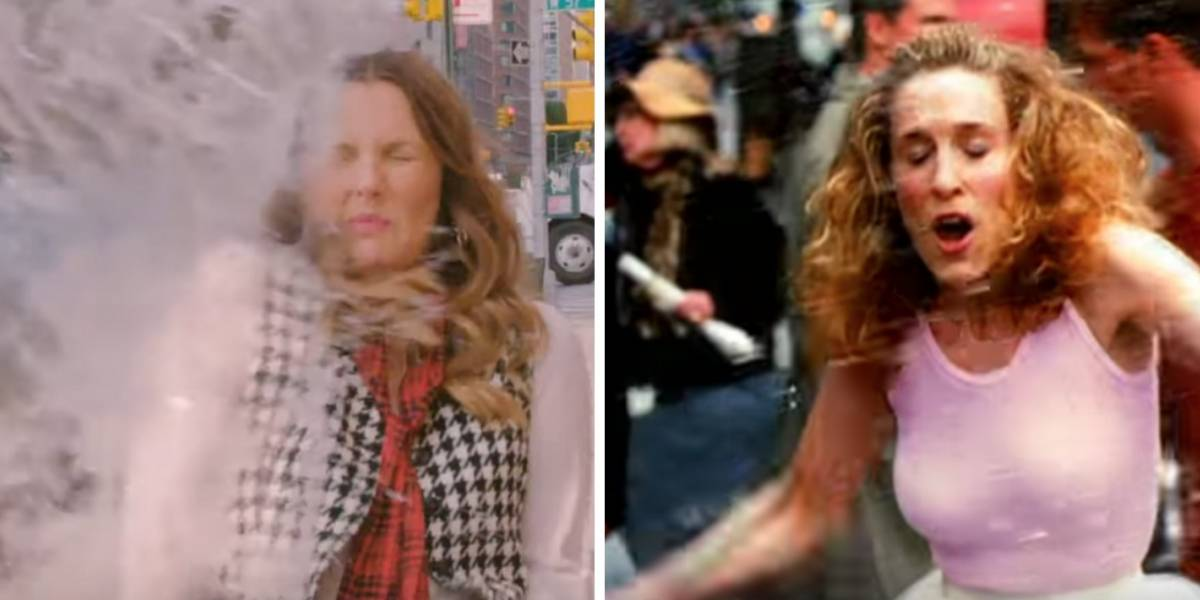 ¿Habrá nueva versión de 'Sex and the City' con Drew Barrymore?