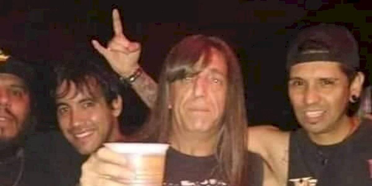 """La reacción del metalero argentino que se hizo viral tras increíble parecido al """"Chavo del 8"""": """"Es un meme más, es para reírse"""""""