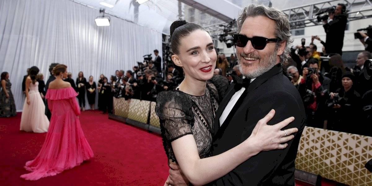 Joaquin Phoenix y Rooney Mara se convierten en padres: nombran a su hijo River en honor al fallecido hermano del actor