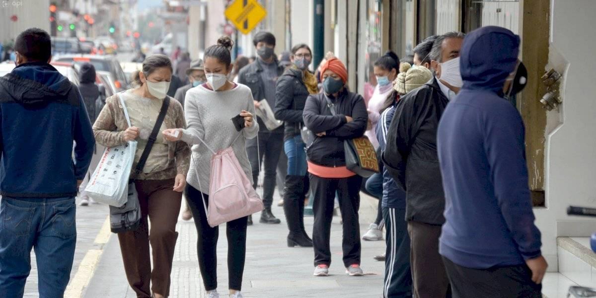 15% más de aglomeraciones se han registrado desde el fin del estado de excepción