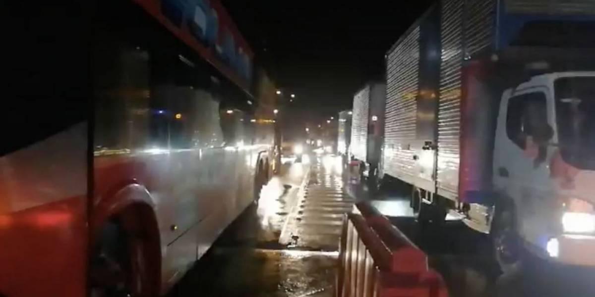 Autoridades revelan detalles sobre responsables de asalto masivo en autopista Medellín-Bogotá