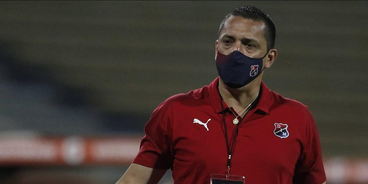 ¡Crónica de una muerte anunciada! Aldo Bobadilla no continuará como entrenador del Medellín