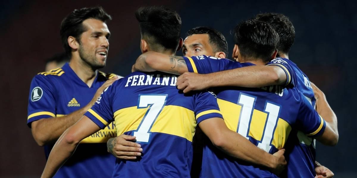 Boca Juniors vs. Libertad   EN VIVO ONLINE GRATIS Link y dónde ver en TV Fecha 5 Copa Libertadores: alineaciones, canal y streaming