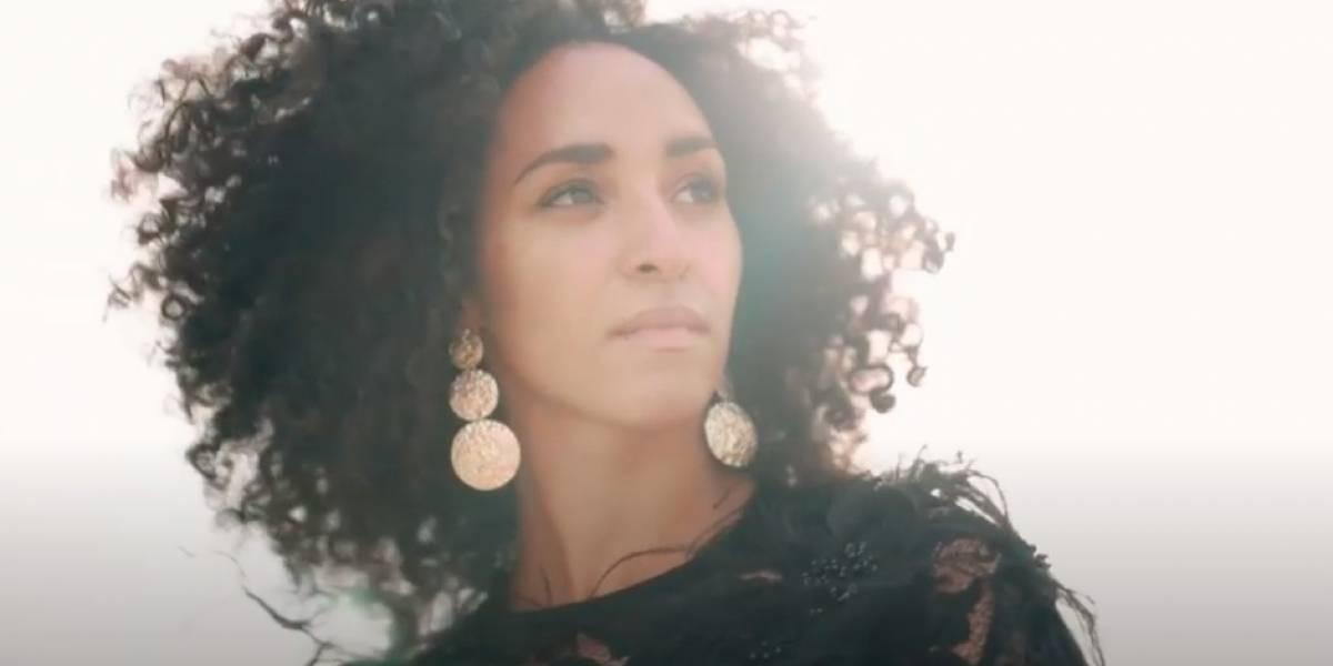 Con 'Chocolate', la cubana Evelyn Dupuy quiere embrujar al público colombiano