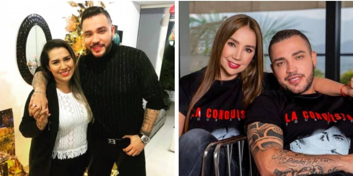 La hermana de Jessi Uribe se destapó y habló de su verdadera relación con Paola Jara