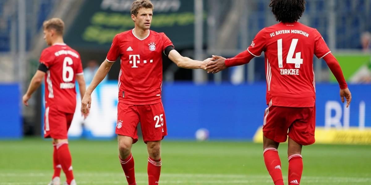 El equipo sorpresa que acabó con la impresionante racha del Bayern Munich