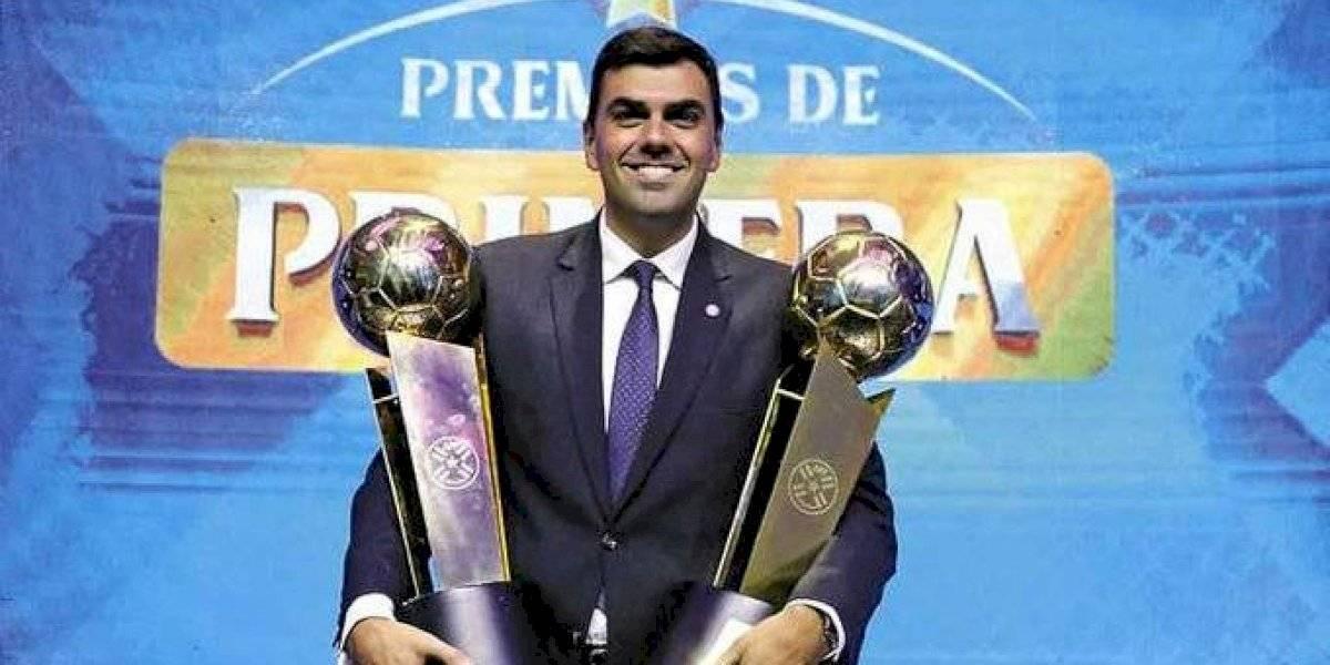 Fallo categórico: FIFA veta de por vida al presidente de Olimpia de Paraguay