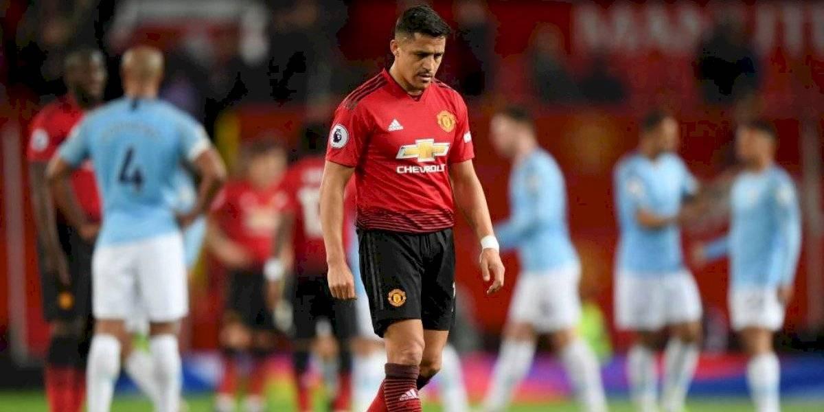"""Ex Manchester ridiculizó a Alexis Sánchez: """"No jugó ni una mi... con el United, quizá vio un fantasma y se asustó"""""""