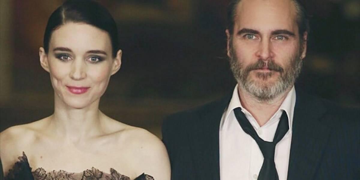 Joaquin Phoenix y Rooney Mara dan la bienvenida a su primer hijo