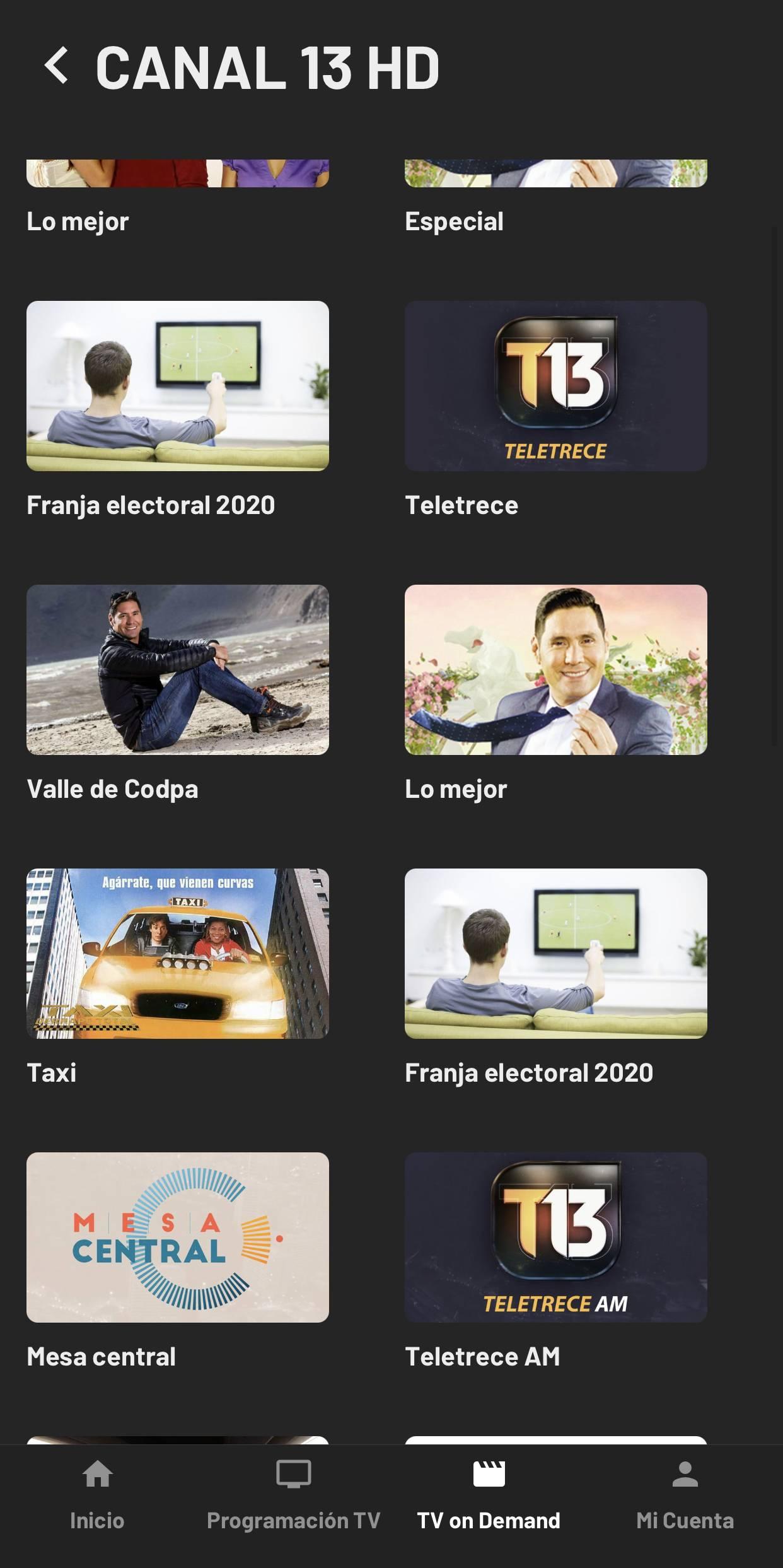 entel tv