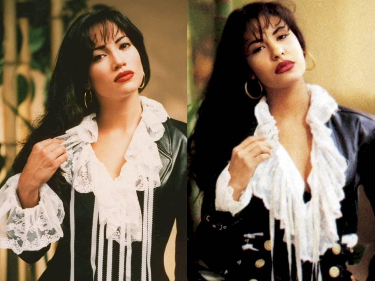 Jennifer Lopez alcanzó la fama con su interpretación de la fallecida y exitosa cantante Selena Quitanilla