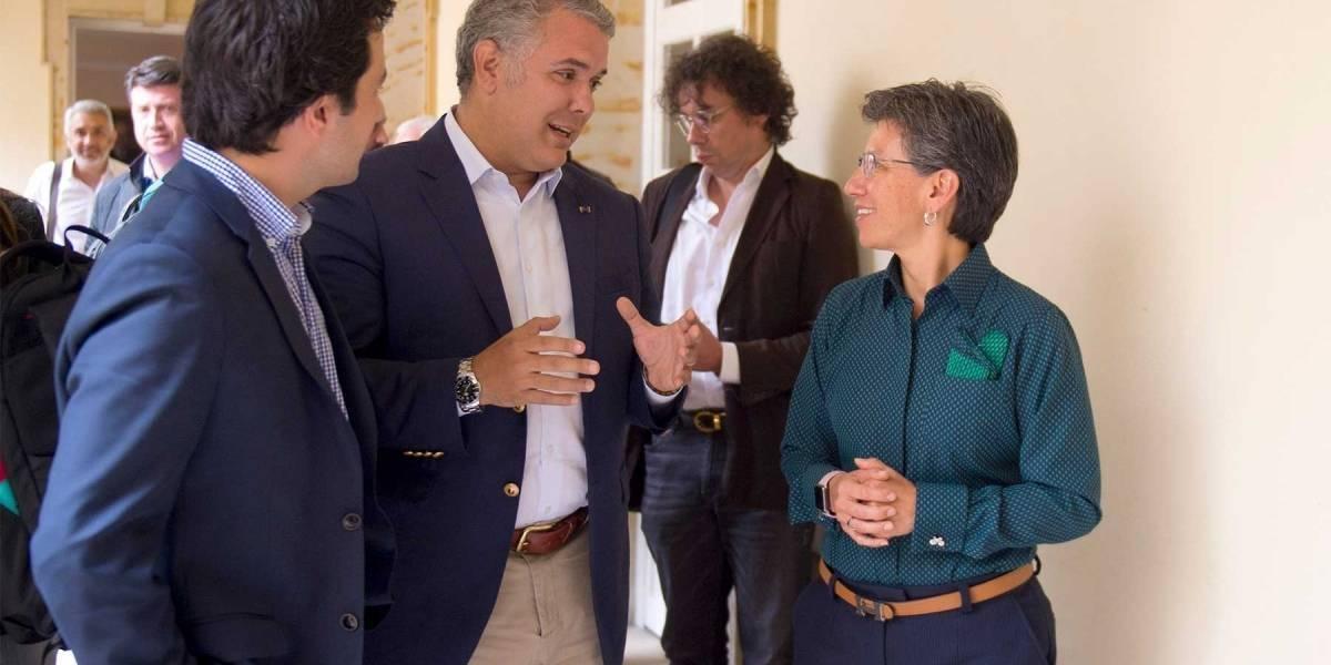 """López se refirió a la """"juventud"""" de Duque al pedirle que saquen adelante plan de apoyo para jóvenes y otros"""