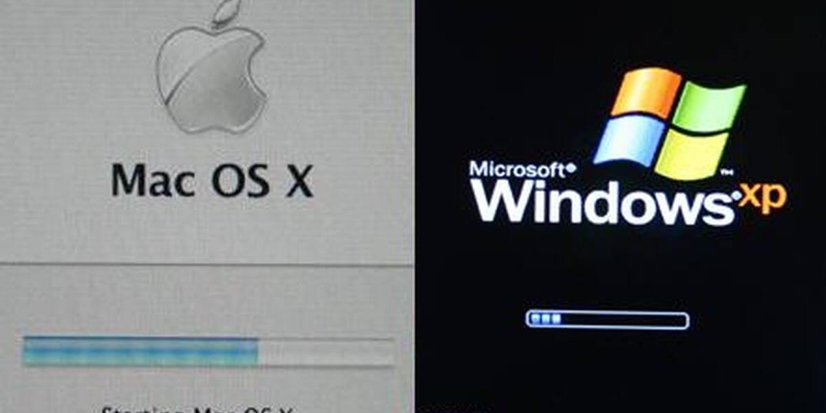 Windows XP tenía un tema que mantuvo en secreto y hacía a Microsoft muy parecido a Mac