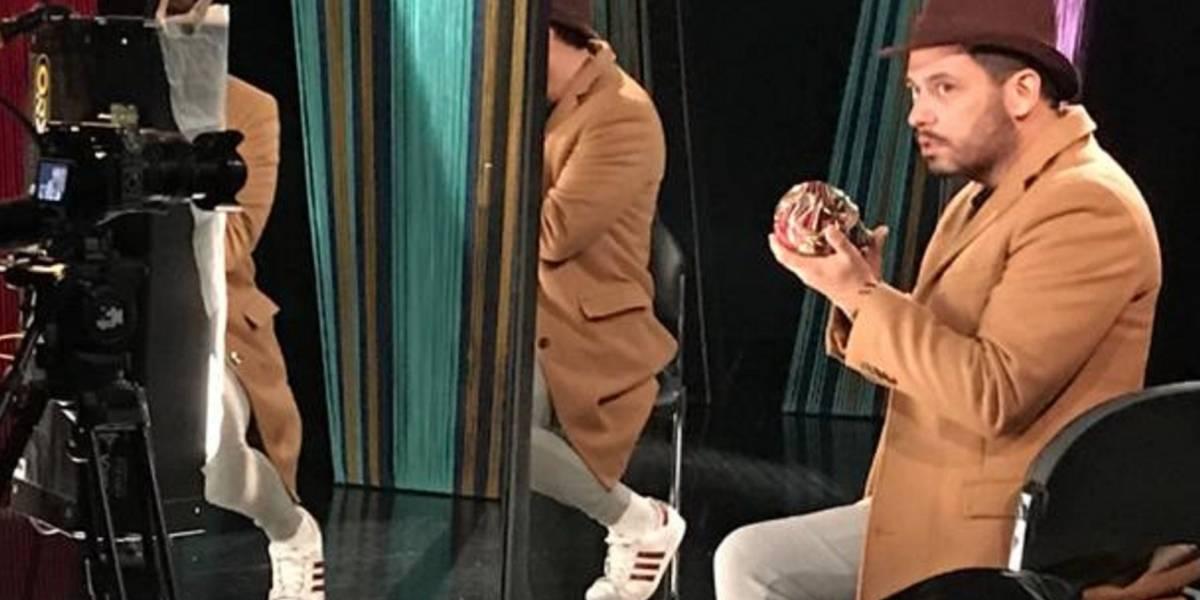 Santiago Alarcón vuelve a la pantalla chica con 'Frente al espejo'