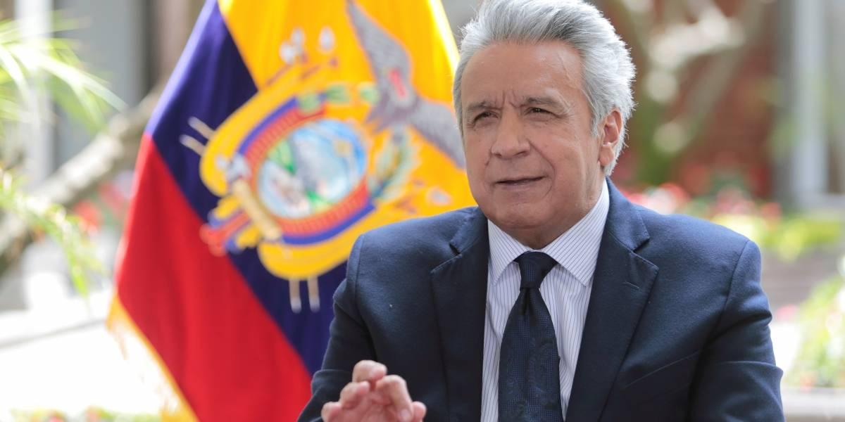 Presidente Lenín Moreno resaltó importancia del financiamiento en la era COVID-19 para desarrollo de países