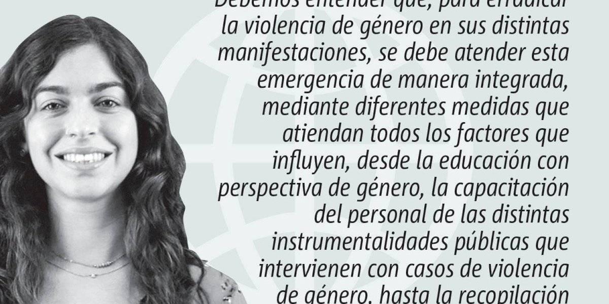 Opinión de Adriana Gutiérrez Colón: Ni una más, ni una menos