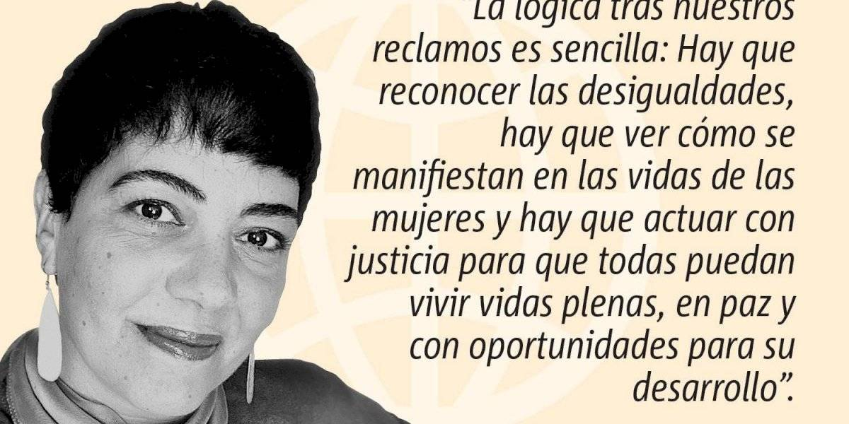 "Opinión de Amárilis Pagán: Olvídense de eso de ""género"""