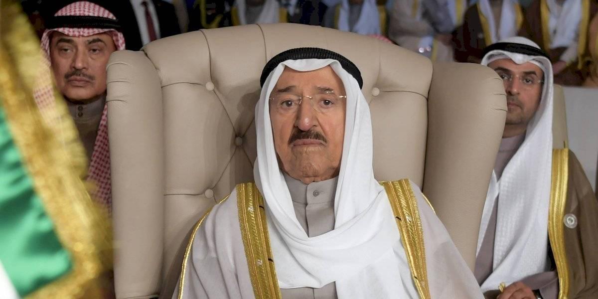 Muere el gobernante de Kuwait