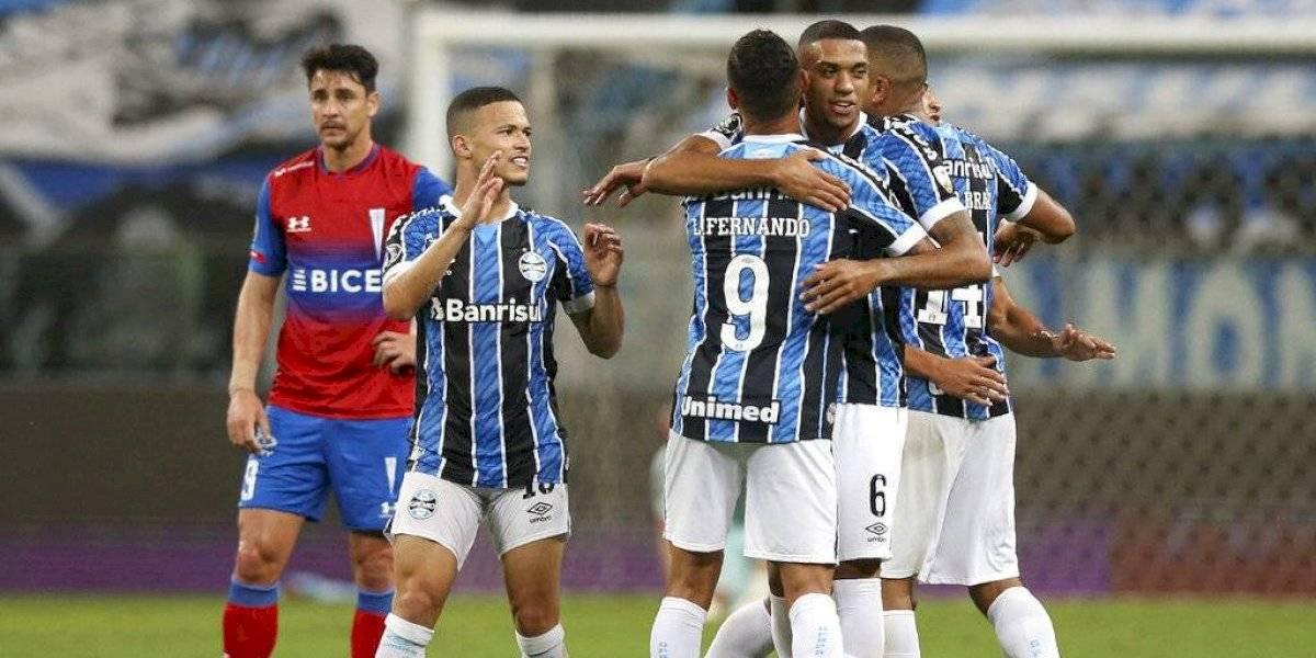 La UC perdió en Brasil y queda fuera de la Copa Libertadores