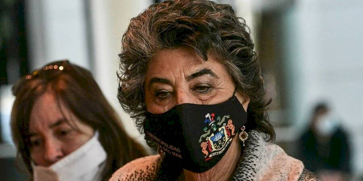 El último recurso de Virginia Reginato para aferrarse a la alcaldía de Viña del Mar