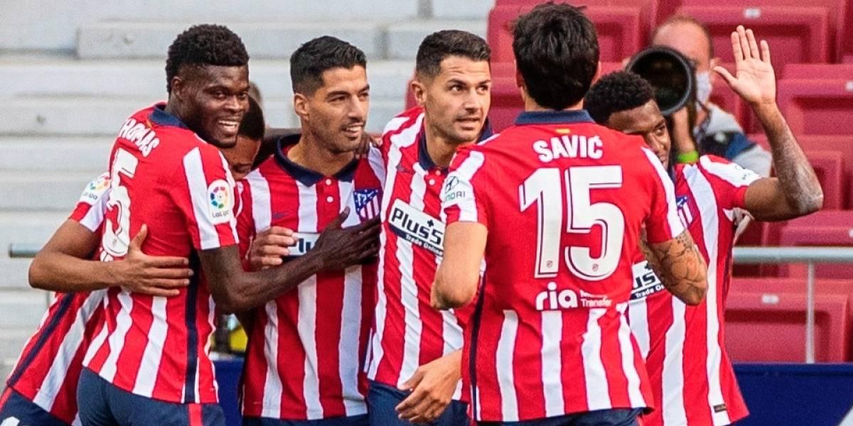 Huesca vs. Atlético de Madrid   EN VIVO ONLINE GRATIS Link y dónde ver en TV La Liga: alineaciones, canal y streaming